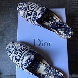 BNIB Christian Dior slides